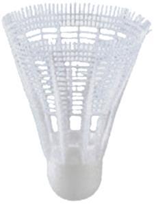 Martin Plastic Shuttlecock Badminton Tube of 6