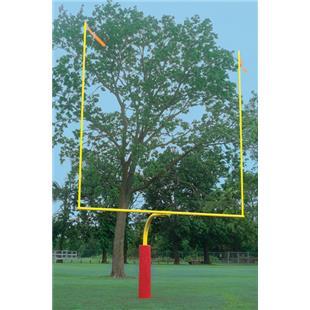 "High School Gooseneck 96"" Football Goalpost FB58HS"