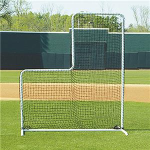 Fisher L-Shaped Pitcher Protector Screens