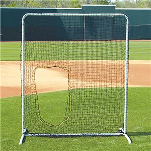 Fisher Softball 6&#39;Wx7&#39;H Pitcher Protector Screens