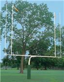 Convertible High School/College Football Goalpost