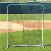 Fisher Softball Pitcher Protector Screen Nets