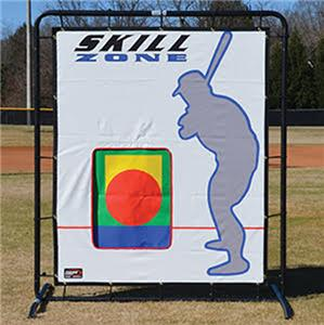 Fisher Baseball 6'W x 7'H Skill Zones