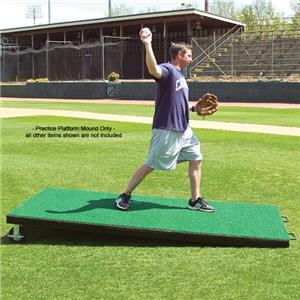 Fisher Baseball Batting Practice Platform Mounds