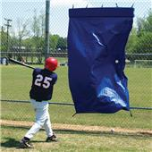 "Fisher Baseball 60"" x 70"" Portable Batting Shields"