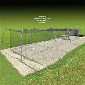 Fisher Baseball Varsity Batting Cage Frame Nets