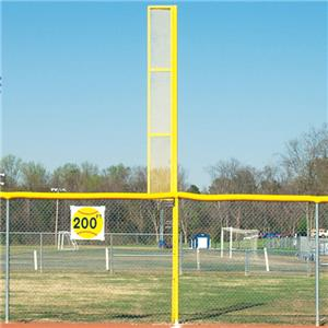 Fisher Baseball Varsity Foul Poles