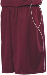 "Teamwork Adult Layup 9"" Basketball Game Shorts"