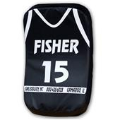 Fisher Basketball BB150 Curved Body Shields