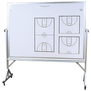 Fisher Basketball Roll-A-Way Playmaker Erase Board