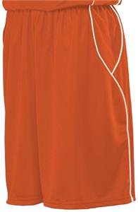 "Teamwork Youth Layup 7"" Basketball Game Shorts"