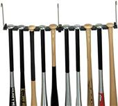 Markwort Baseball Bat Fence Rack