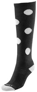 Teamwork Women & Girls Polka Dot Socks