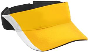 Teamwork Adult and Youth 3-Color Visors