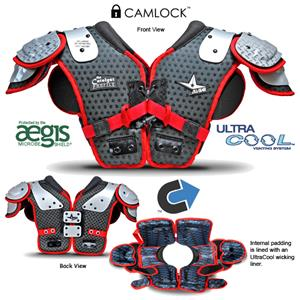 All-Star Catalyst Profile Youth Shoulder Pads