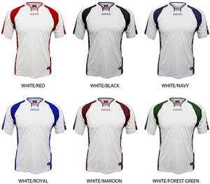 Sarson Aberdeen II Soccer Jerseys