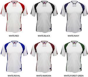 Sarson Aberdeen II Soccer Jerseys