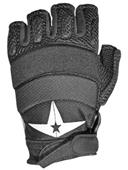 All-Star Adult Half Finger Football Lineman Gloves