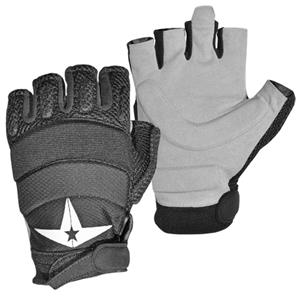 All-Star Adult Half Finger Football Lineman Gloves