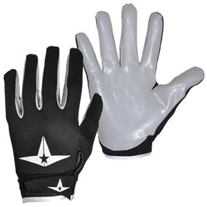 All-Star Youth Football Receiver Gloves