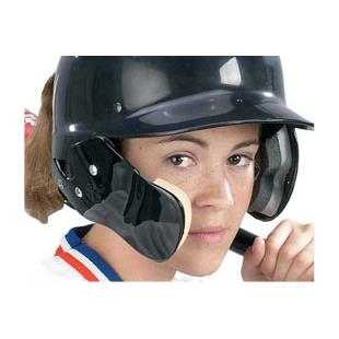 Markwort Baseball C-Flap Jaw & Cheek Protection