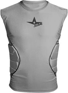 All-Star Youth Rib Protection Compression Shirts