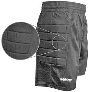 Sarson USA Santa Cruz Padded Goalie Shorts
