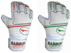Sarson USA Monte Carlo Finger Save Goalie Gloves