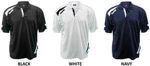 Sarson USA 100% Polyester Sydney Polo Shirt