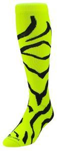 Twin City Krazisox Zebra Socks
