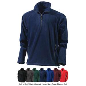 TURFER Katahdin Tek 1/4 Zip Fleece Jackets