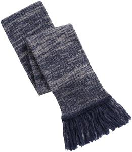 Twin City Wool/Polypro Blend Slog Scarf-Closeout