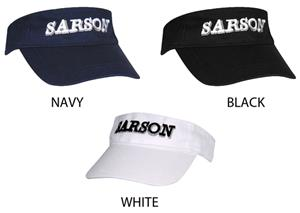 Sarson USA Adjustable Timor Visor