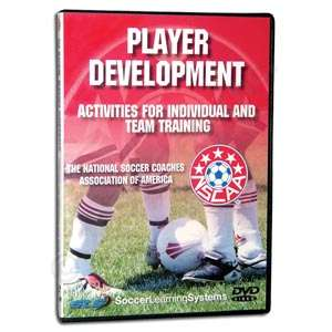 NSCAA Soccer Player Development (DVD) videos