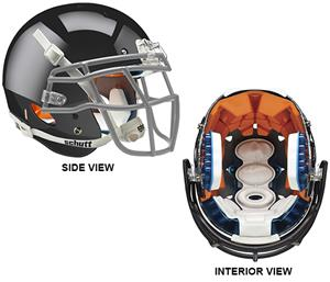 Schutt Youth Recruit Hybrid+ Football HELMETS