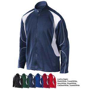 TURFER The Edge F/Z Warm-Up Jackets