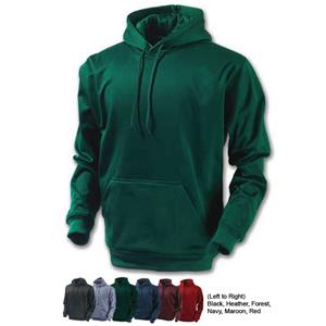 TURFER Premium Fleece Warm-Up Hoodies