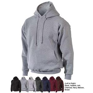 TURFER 11 oz.Team Fleece Warm-Up Hoodies