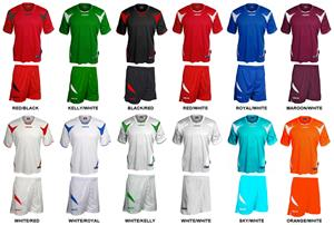 Sarson Merca/Durango Soccer Uniform Kit
