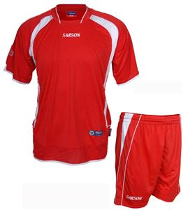 Sarson Bonn/Athens Soccer Uniform Kit
