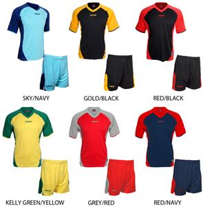 Sarson Merida/Derby Soccer Uniform Kit