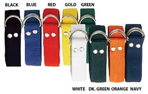 "Champion Sports Nylon Football Belts 1""- One Dozen"
