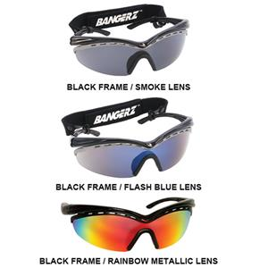 BANGERZ, HS-8500 Slatted Venting Sports Sunglasses