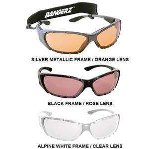BANGERZ, HS-7900 DUEL Women&#39;s Lacrosse Eyeguard