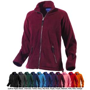 TURFER Women's Katahdin Tek Fleece Jackets
