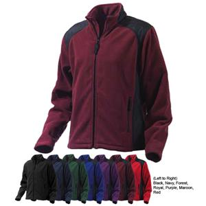 TURFER Women's Pinnacle Fleece Outerwear Jackets
