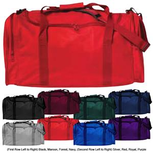 "TURFER 24"" Athletic Duffle Bags"