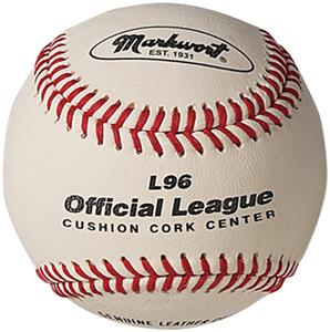 Markwort Top Grade Official League Baseballs (DOZ)