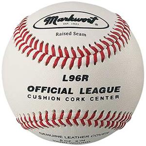 Markwort Top Quality Raised Seam Baseballs (DOZEN)
