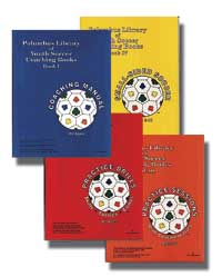 POLUMBUS LIBRARY-YOUTH COACHING BOOKS -Set of 4